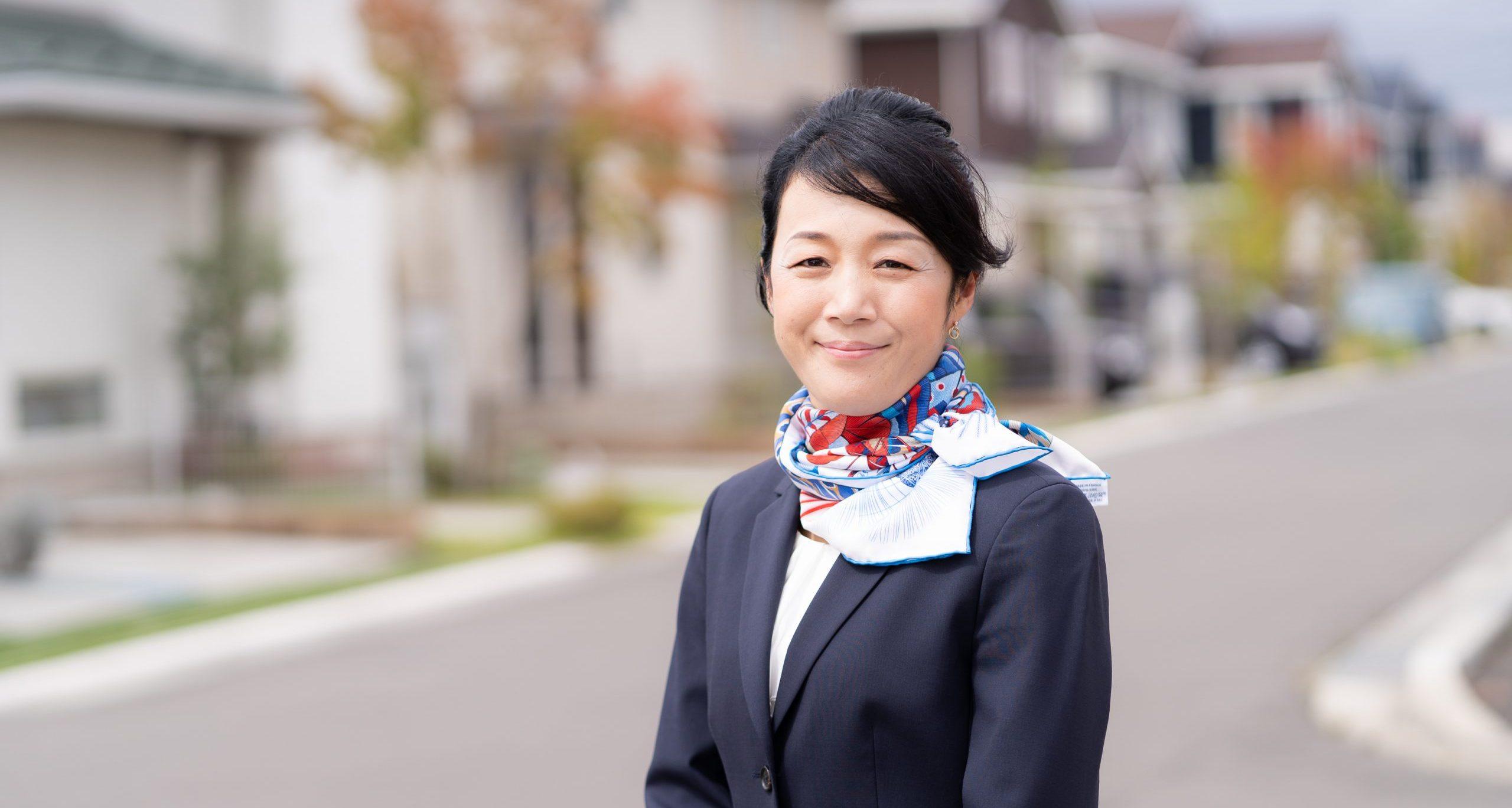 木内 龍子|仙台のBORDERLESS株式会社